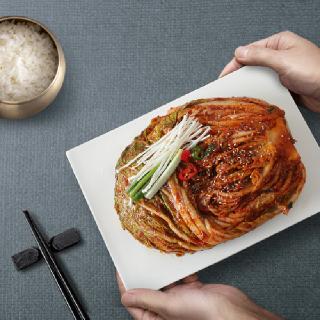 순천농협남도김치 포기김치(멸치젓) 3kg