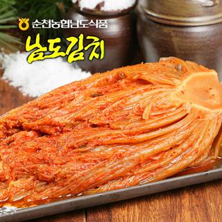 [25%할인/한정특가판매]순천농협남도김치 묵힌김치 5kg