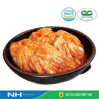 [웅천농협진해식품]묵은지5kg