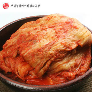 부귀농협 마이산 묵힌김치 5kg