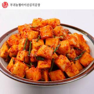 부귀농협 마이산 (손)깍두기 1kg