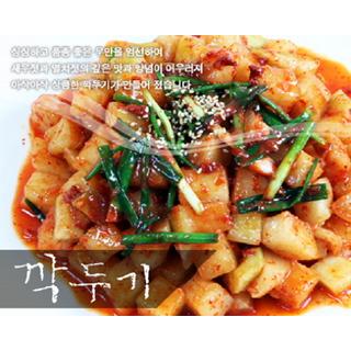 순천농협남도김치 깍두기 5kg