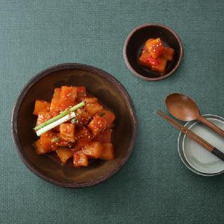 순천농협남도식품 깍두기 5kg