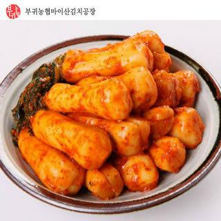 부귀농협 마이산 총각김치 5kg