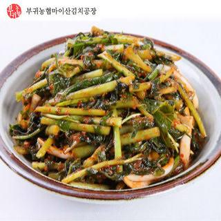 부귀농협 마이산 열무김치 5kg
