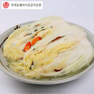 부귀농협 마이산 백김치 1kg