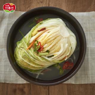 [국산 100%]농협 아름찬 백김치 5kg