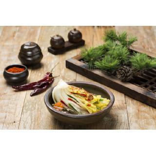수안보농협 남한강 백김치 5kg
