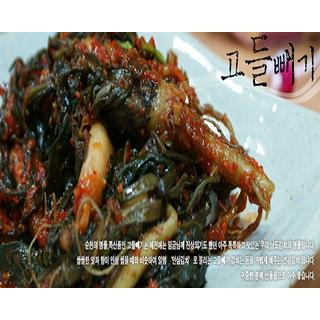 순천농협남도김치 고들빼기김치 5kg