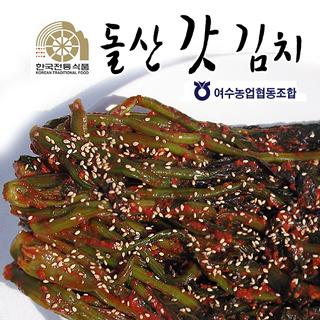 여수농협 돌산갓김치 3kg
