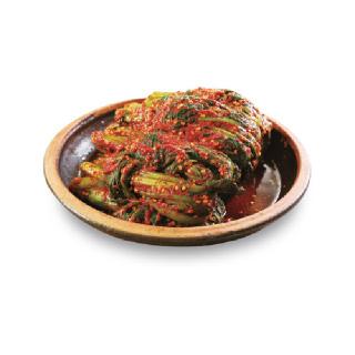 [남도장터]강순의명가 돌산갓김치 1kg