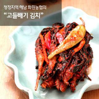 해남화원농협 이맑은 고들빼기김치 3kg