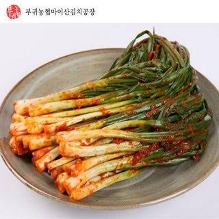 부귀농협 마이산 파김치 1kg