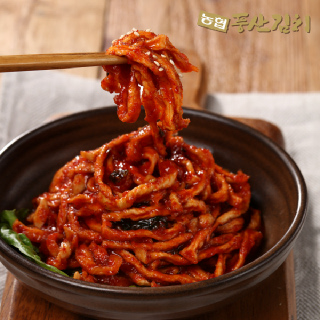 서안동농협 풍산 무말랭이김치 1kg