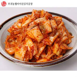 부귀농협 마이산 막김치 1kg