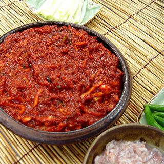해남화원농협 이맑은 김장양념 3.5kg(전라도식) (도착날짜를 요청사항에 기재해 주세요)