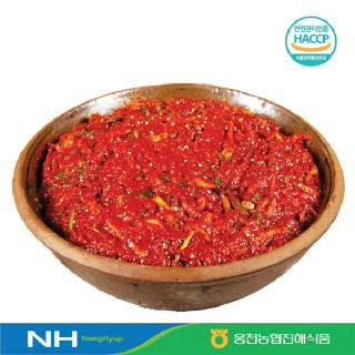 [웅천농협진해식품]배추양념4kg