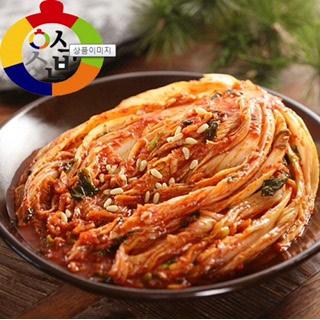 농협 오색소반 포기김치3kg+열무김치3kg
