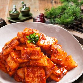 농협남한강김치 석박지3kg