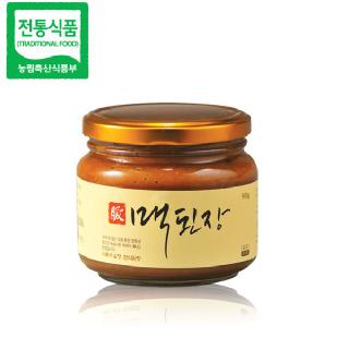 맥된장 500g / 전통의 맥을 이어가는 한국맥꾸룸