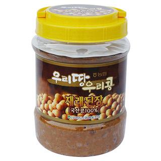 남안동농협 우리땅우리콩 재래된장 2kg
