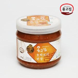 옹고집 호박보리된장 1kg