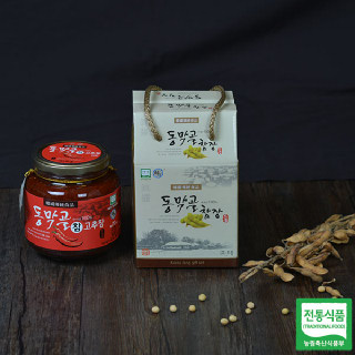 토종 동막골 참 고추장 1kg
