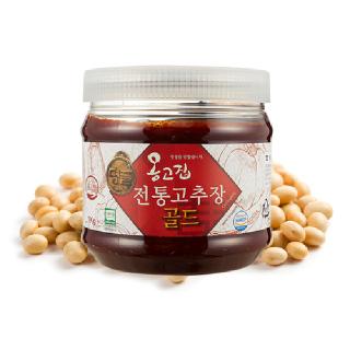 옹고집 전통 고추장골드 1kg