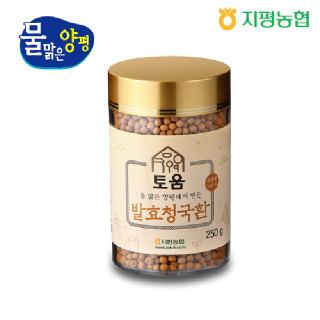 지평농협 발효청국환 250g