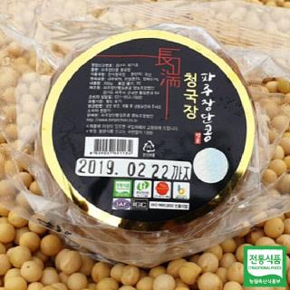 [파주장단콩] 청국장 300g
