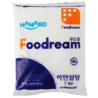 농협하나로마트 HANARO 푸드림하얀설탕 1kg