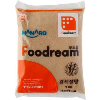 농협하나로마트 HANARO 푸드림갈색설탕 1kg