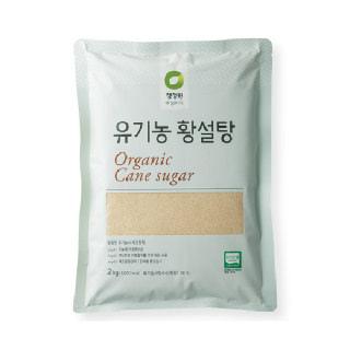 농협하나로마트 유기농황설탕 2kg