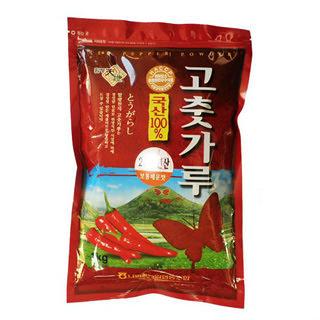 나비골농협 2019년산 함평천지 고춧가루 1kg