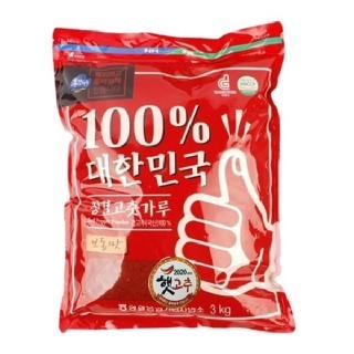 영월농협 2020년산 동강마루 청결고춧가루 3kg
