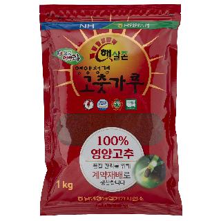 남영양농협 2020년산 햇살촌 청결고춧가루 일반 1kg