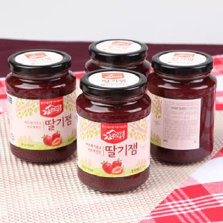 군산하늘딸기 농부가 직접 만든 딸기잼 580g
