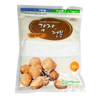 나비골농협 감자맛전분 500g