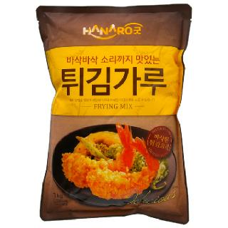 농협하나로마트 HANARO굿 튀김가루 1kg