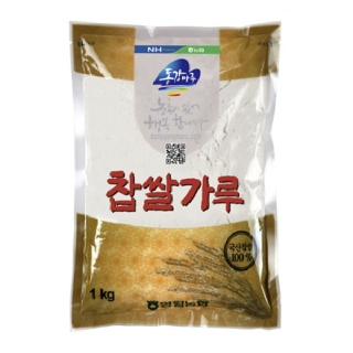 영월농협 동강마루 찹쌀가루 1kg