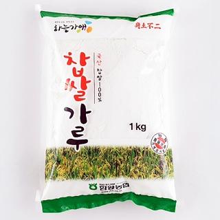 함양농협 하늘가애 찹쌀가루 1kg