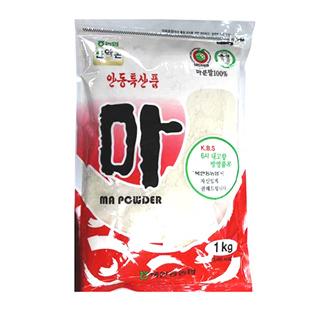 북안동농협 안동산약 마분말 1㎏