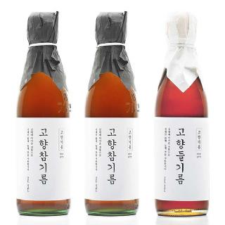 논산계룡농협 고향기름세트 2호