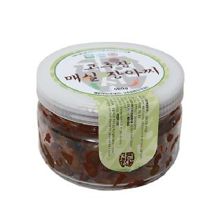 [선재전통식품]고추장 매실장아찌