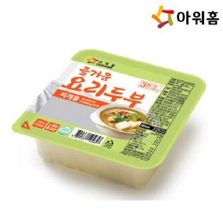 아워홈 즐거운 요리두부(찌개) 300g