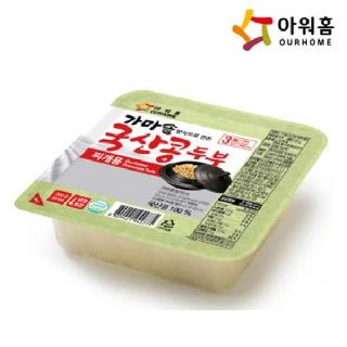 아워홈 가마솥 국산콩두부(찌개) 300g