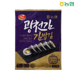 농협아름찬 광천김 김밥김 21g(10장)