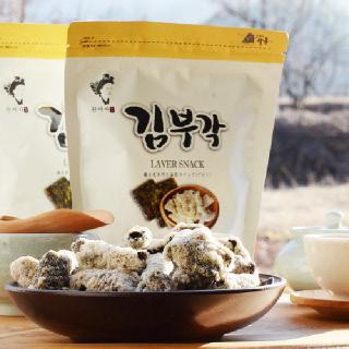 권여사 수제 찹쌀 김부각 30g