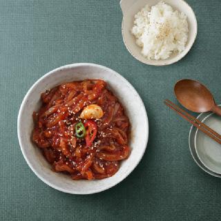 순천농협남도식품 오징어젓 1kg