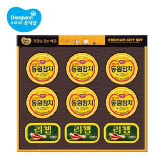동원 튜나리챔81호 선물세트